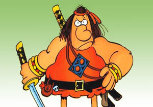 Image of Groo the Wanderer (by Sergio Aragonés)